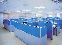 Vách ngăn văn phòng HCM01